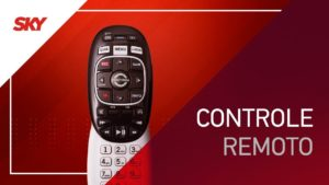 Configurar controle Sky para a TV